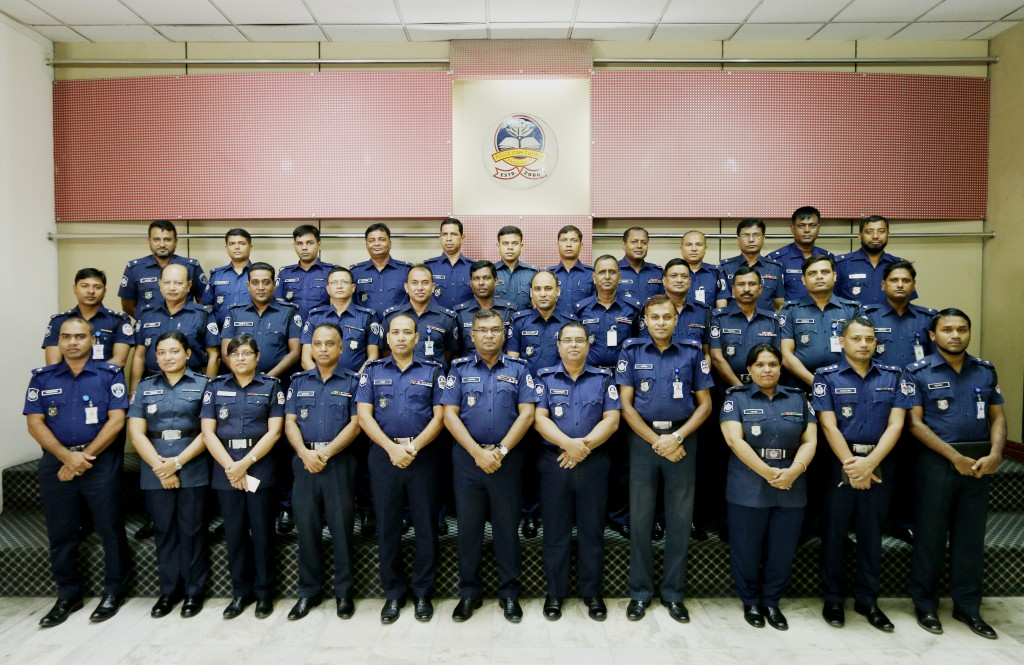 Participant of 1st Investigation and Prosecution Certificate Course for PBI Officer