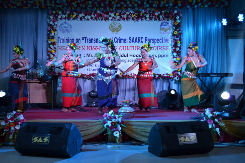 Rector's Night and Cultural Soiree for 5th Transnational Crime: SAARC Perspective