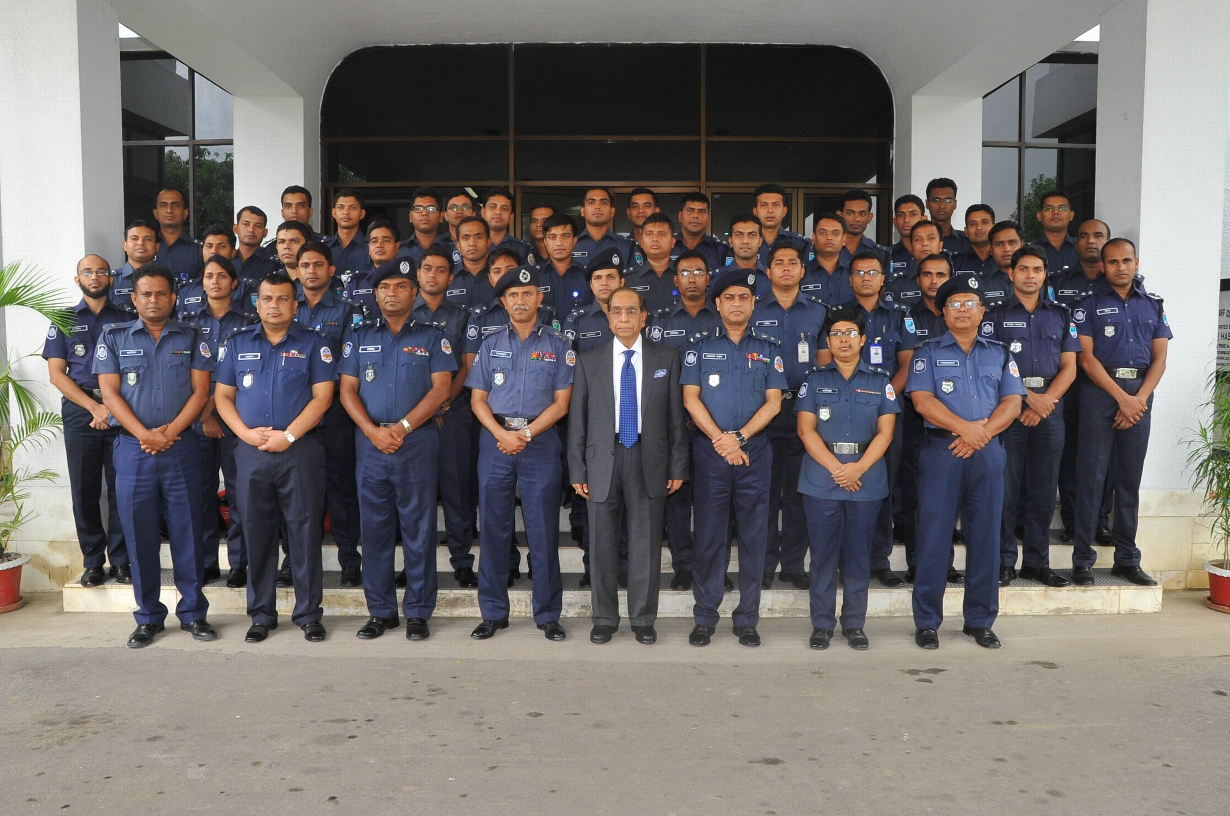 Participant of 1st Clarity on Functional Policing Course