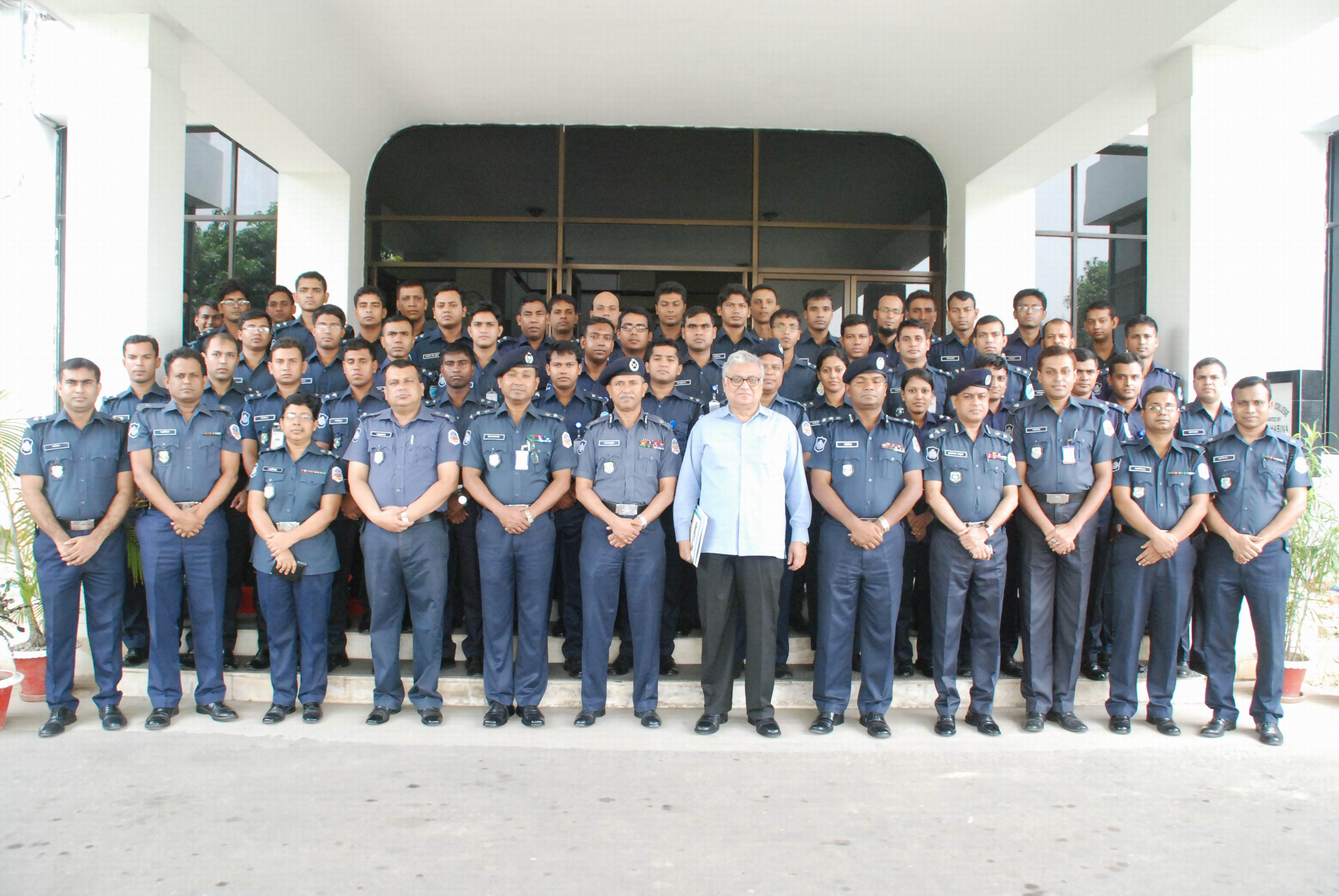 Participant of 2nd Clarity on Functional Policing Course