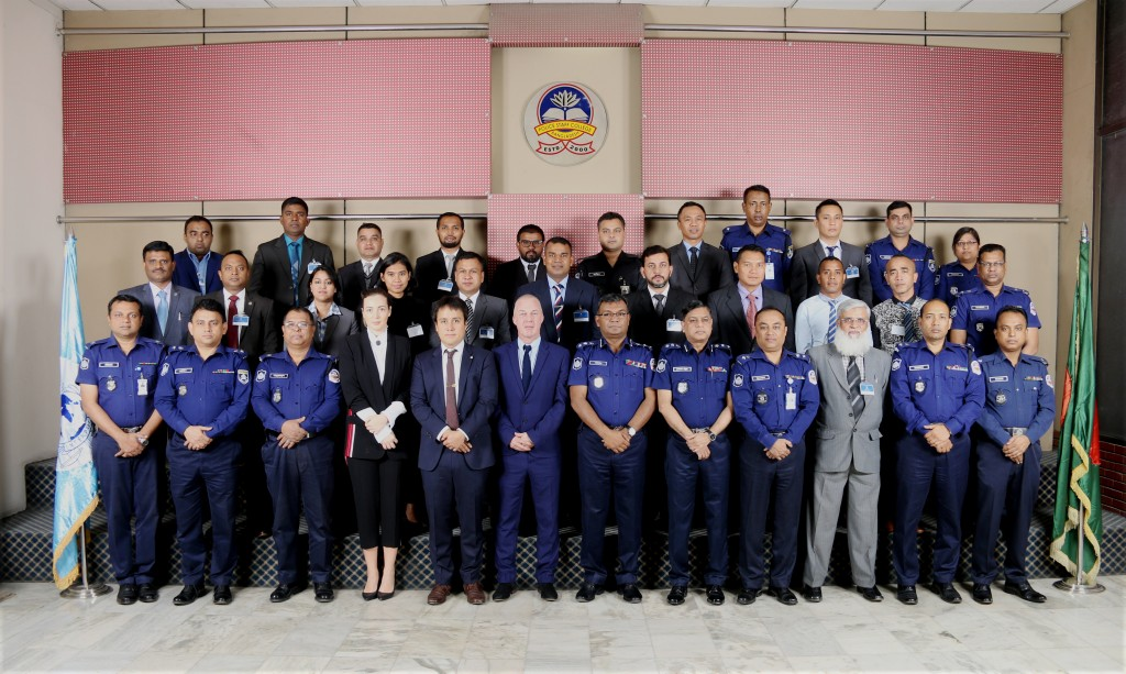 Criminal Intelligence Analysis Training for South & Southeast Asia