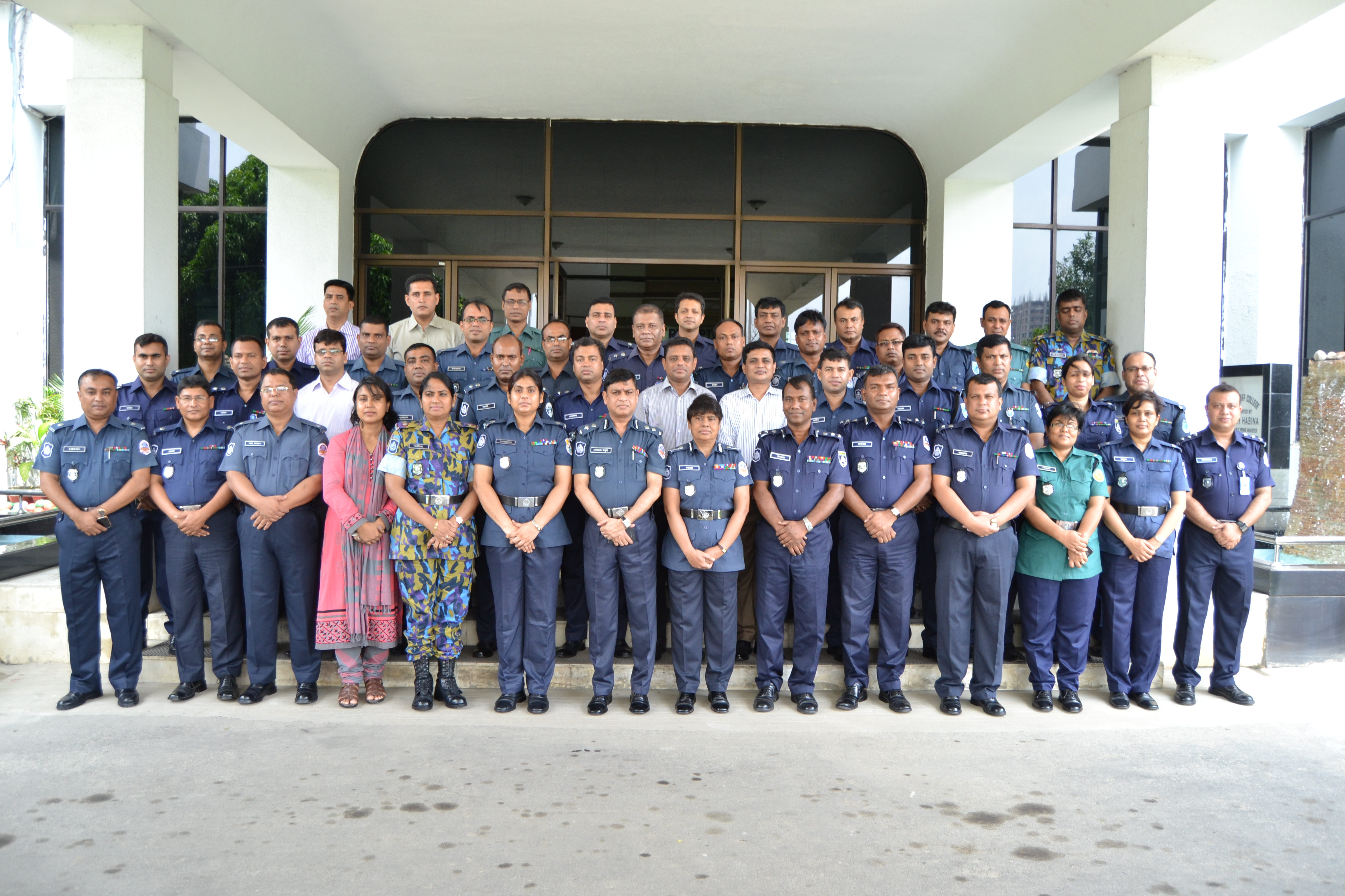 Participant of Newly Promoted SP (3rd Batch)