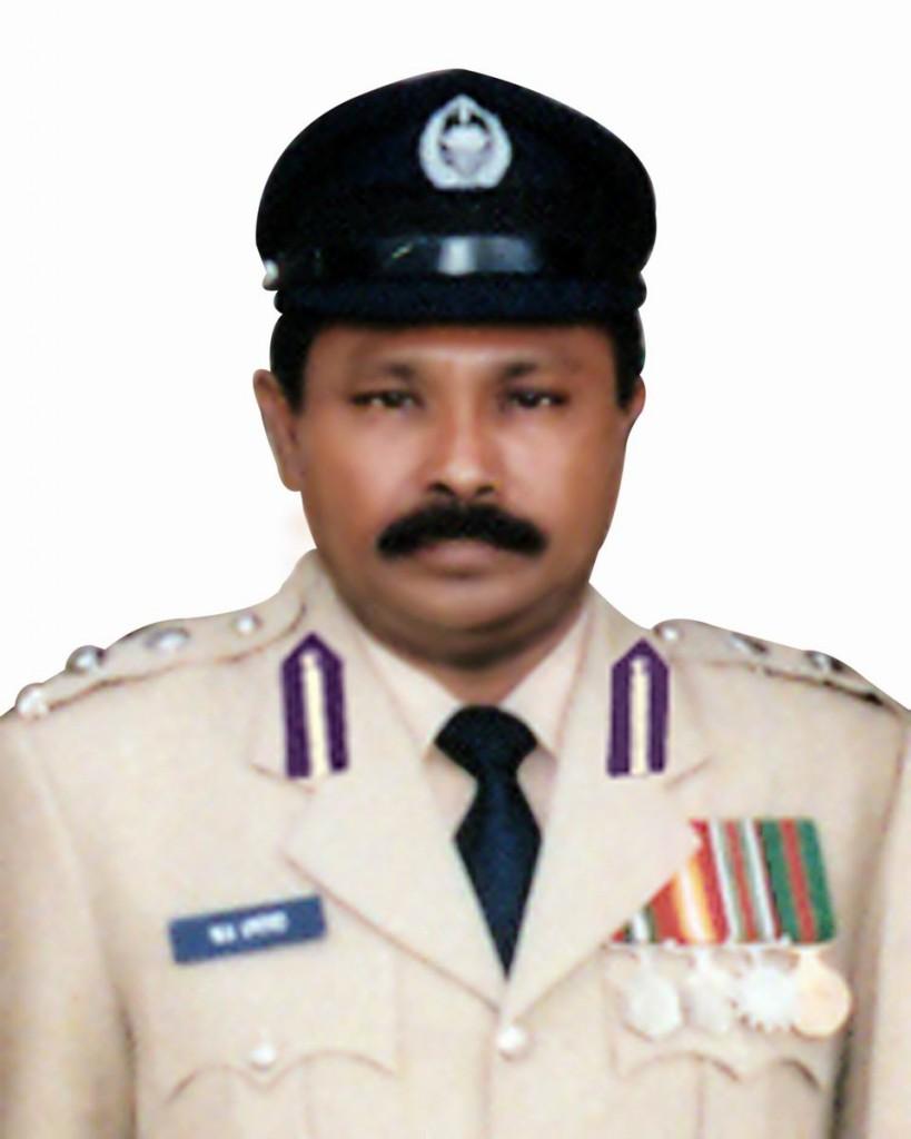 Dr. Md. Samsuddoha Khondaker <br>07.11.2006 - 31.01.2007