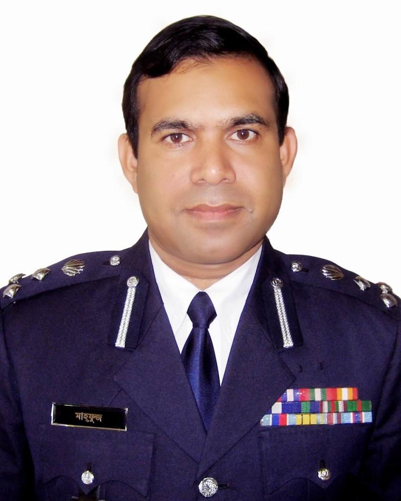 A.K.M. Mahfuzul Haque <br>04.02.2007 - 15.03.2009