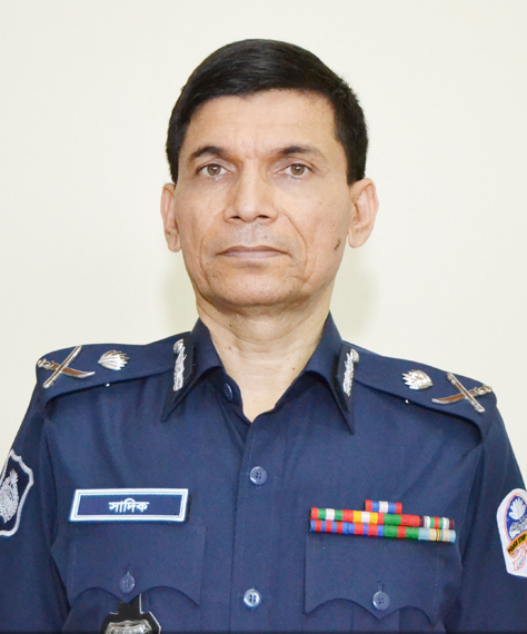 Dr. M. Sadiqur Rahman, ndc <br>15.05.2016 - 27.08.2018