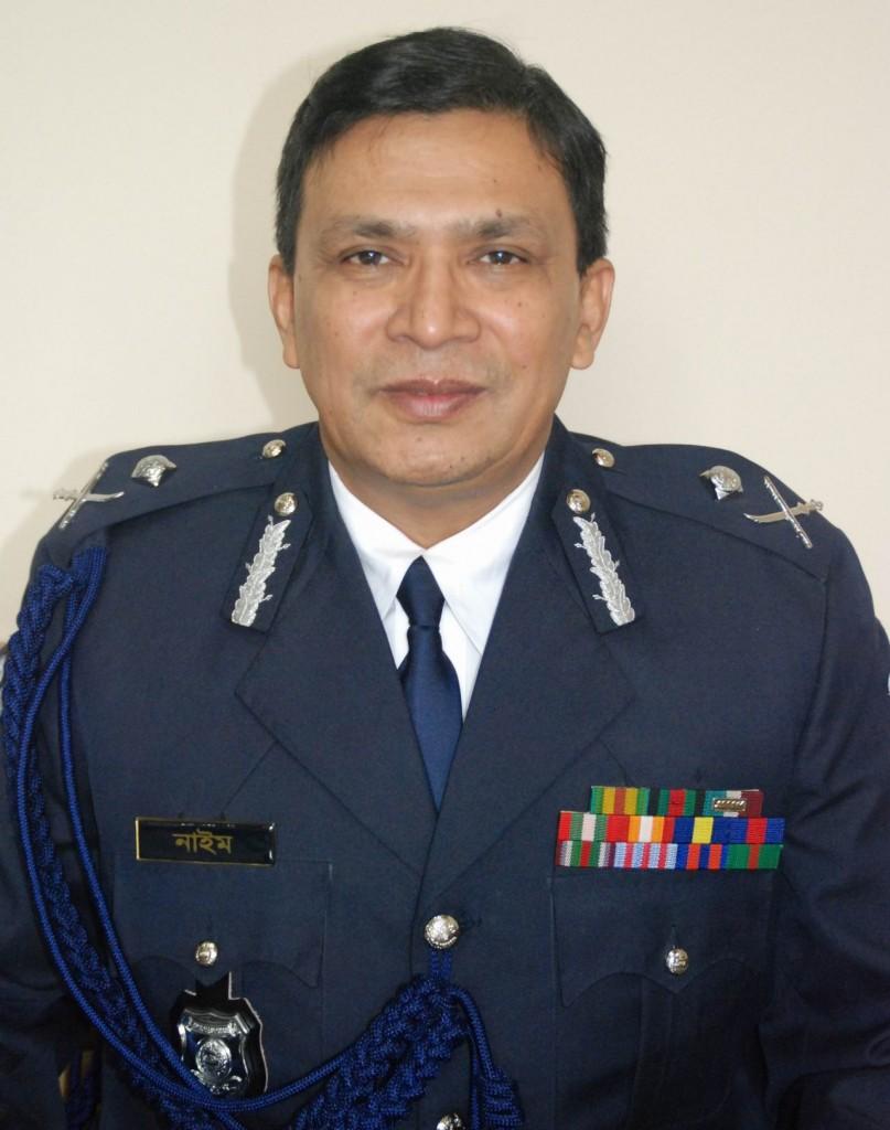 Naim Ahmed bpm <br>15.03.2009 - 19.01.2012